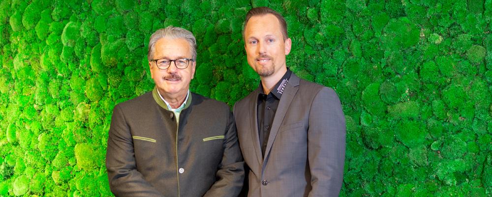 Hans- Dieter Schühle und Dieter Schühle